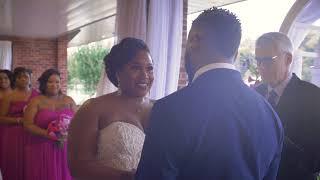 JJ and Brittany Yates wedding