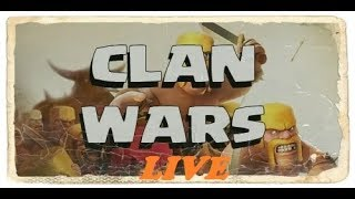 Live Clan War (Zone Avengers** V/S T A Mainstream) Coc talks And Base Reviews