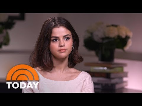 Selena Gomez About Her Kidney Transplant | TODAY