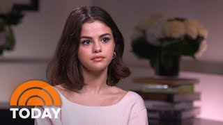 selena gomezs extended interview with savannah guthrie about her kidney transplant today