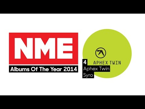 NME Albums Of 2014: Why Aphex Twin's 'Syro' Is Number 4