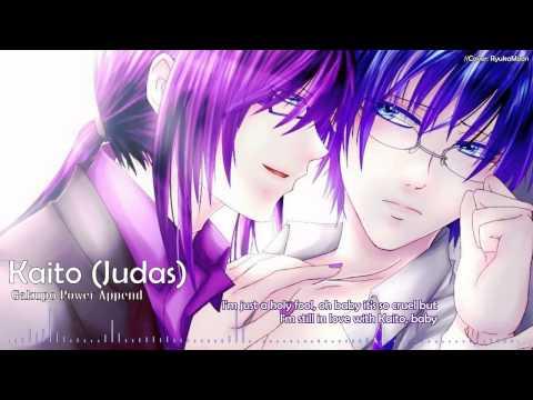 【VOCALOID 4 カバー】Gakupo POWER APPEND - KAITO (JUDAS) 【+Link to VSQx】