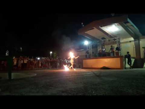 Amazing Pyra of PILIPINAS GOT TALENT on Happy Valley Dinalupihan Bataan