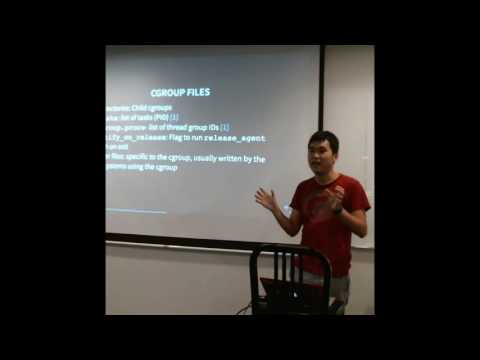 Deploying with Docker - NUS Hackers