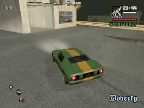 Cars Extreme Modified Tuning – GTA San Andreas