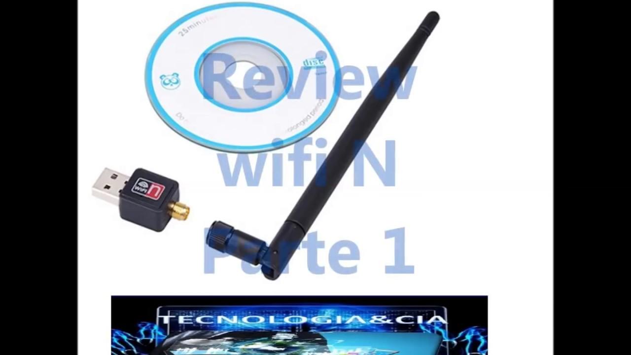 ➽ como instalar antena wifi usb wireless Wifi usb em modo ...