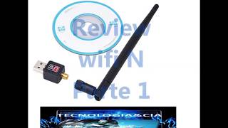 ➽ como instalar antena  wifi usb wireless Wifi usb em modo roteador (wifi) 1 PARTE