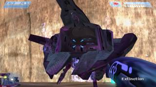 Halo Custom Edition Game-play: Extinction