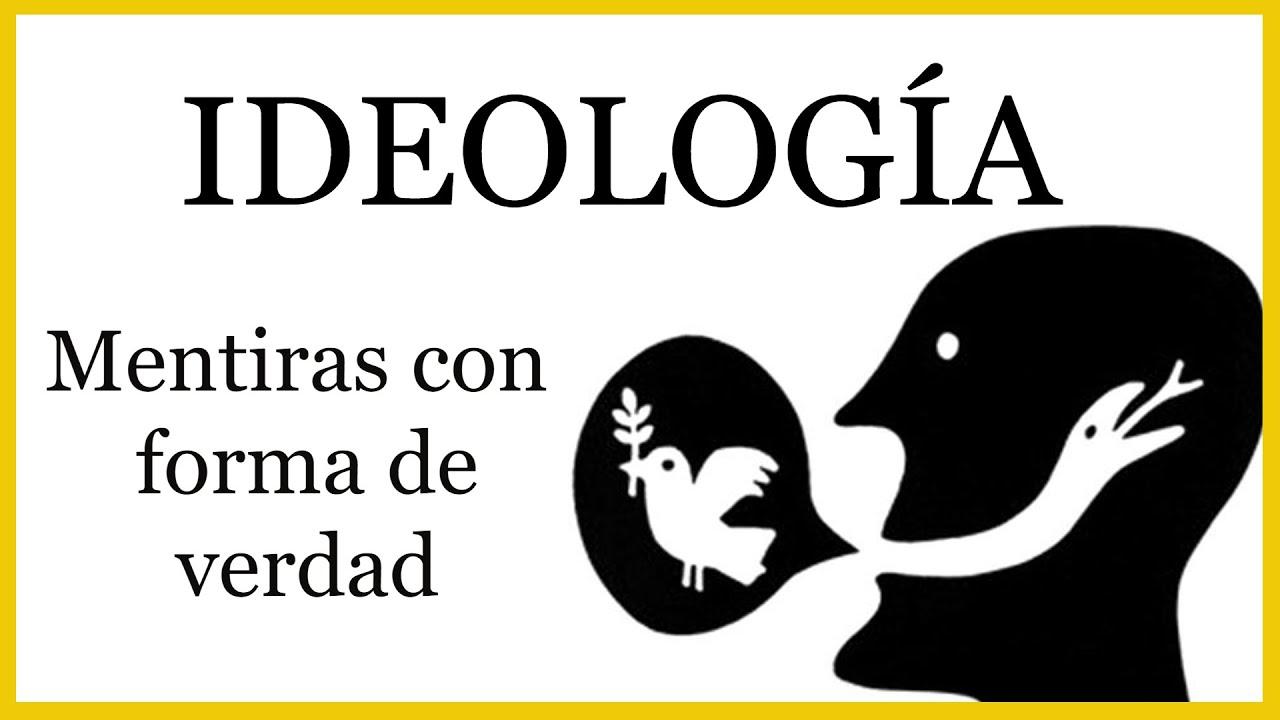El concepto de Ideología - YouTube