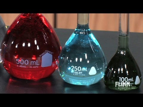 How To Use A Volumetric Flask
