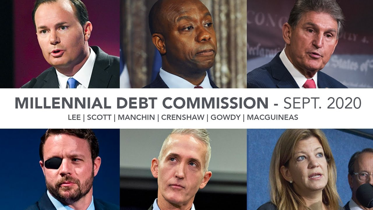 Debt Commission Holds First Public Meeting With Remarks From Crenshaw, Scott, Lee, Manchin