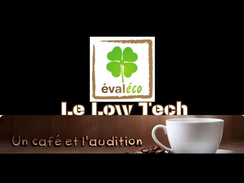 Un café et l'audition : Le low-tech