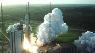 Senkrechtstarter ins All: Ariane - eine europäische Erfolgsstory