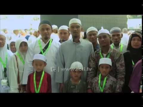 Perjalanan Musa ,Aza dan Fuadi Umrah - Hafiz Indonesia 2015