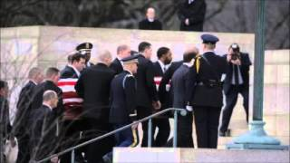Antonin Scalia death: Funeral Mass for US Justice