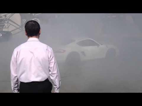 Porsche Cayman S POWER!!