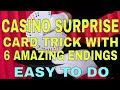 7 Easy Card Tricks to Shuffle the Cards Like a Pro - YouTube