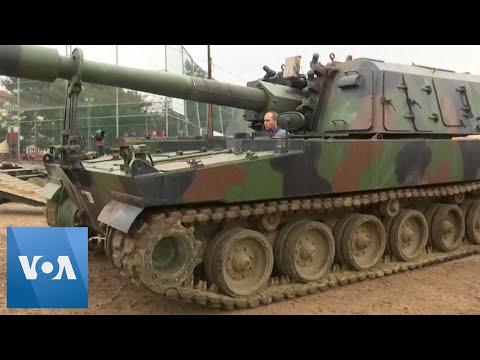 Turkey Reinforces Troops
