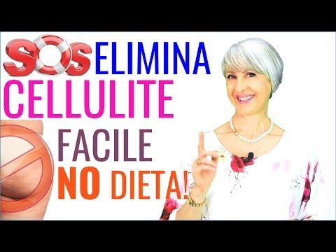 ELIMINA la CELLULITE! ROUTINE SOS anti CELLULITE su GAMBE, COSCE, GLUTEI, PANCIA. DIY e VELOCE!