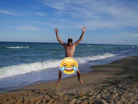 Ako Som Sa Ocitol Na Nudistickej Pláži 😱 Zlaté Piesky, Bulharsko - OKOLO SVETA So 4 Deťmi [HD]