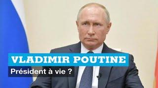 Vladimir Poutine : président à vie ?