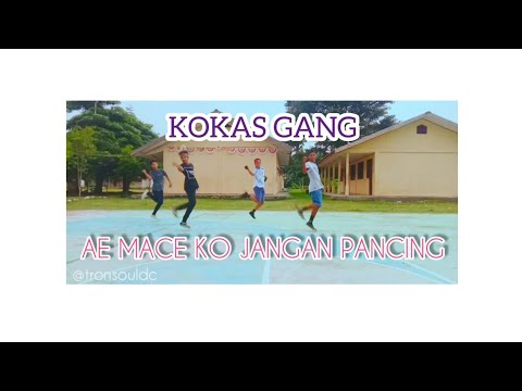 "Dance Lagu Acara Papua Terbaru 2019 (Ae Mace Jang Ko Pancing ) - Kokas Gang ""Tron Soul DC"""
