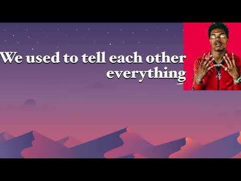 Lil baby - Close Friends (Lyrics) Sped up