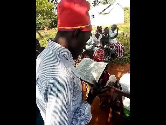 Exhorting Brethren in the WORD - GMFC/WFF Sega Siaya Kenya