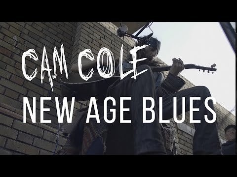 Cam Cole - New Age Blues (Official Music Video)