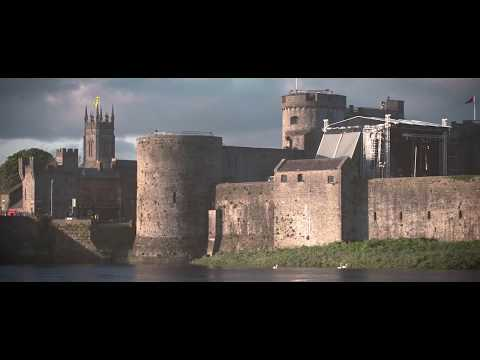 { Hermitage Green } { My Only Wish - King John's Castle Highlights }