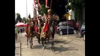 Relacja z Pikniku Husarskiego w Pułtusku z okazji 330 rocznicy Viktorii Wiedeńskiej