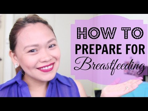Mommy Mondays: How to Prepare for Breastfeeding (Tagalog ...