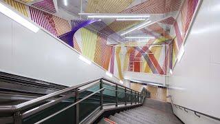 낡은 지하철역의 변신…문화예술 공간으로 시민 품에 / 연합뉴스TV (YonhapnewsTV)
