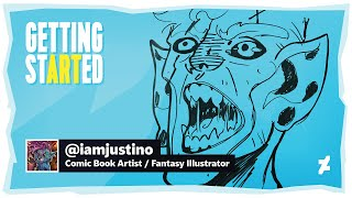 Getting StARTed with Justin Osterling