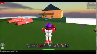 Roblox Boxing Match Round 1