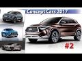 Concept cars 2017 #2 | 6 crazy concept cars February 2017