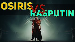 Osiris dissing Rasputin (New Cut Scene BREAKDOWN) | Destiny 2 Season of Dawn