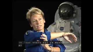 Challenges of Spacewalking -- Peggy Whitson