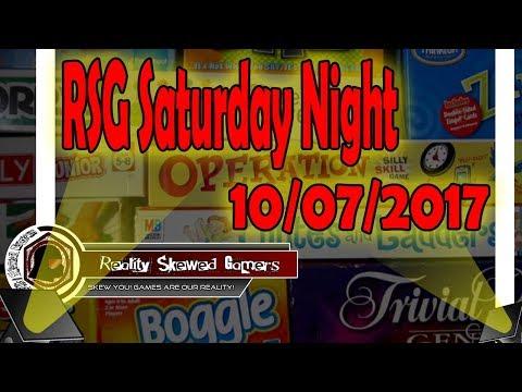RSG Saturday Night - 10/07/2017 | Star Wars: Galaxy of Heroes #swgoh