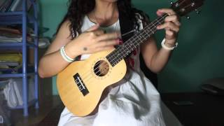 you belong with me ( taylor Swift )- Ukulele cover
