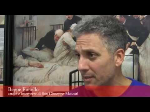 Intervista a Beppe Fiorello - Al Gemelli il ricordo di san Giuseppe Moscati