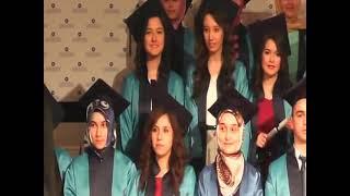 Gazi Eğitim Fakültesi Mezuniyet Töreni