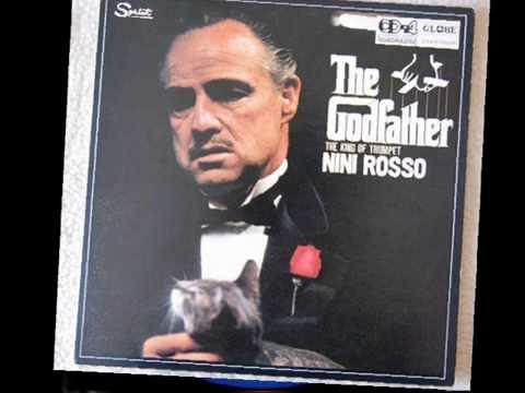 NINI ROSSO THE GODFATHER 1972   A5 AROUND THE WORLD