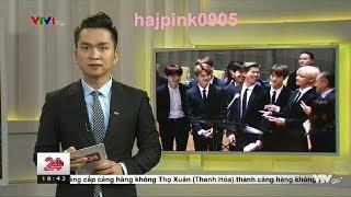 Chuyển động 24h - Bài phát biểu truyền cảm hứng của ban nhạc K-pop BTS