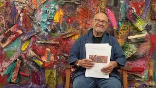 Jim Dine Interview - Essential Jim Dine Exhibition - Jonathan Novak Contemporary Art