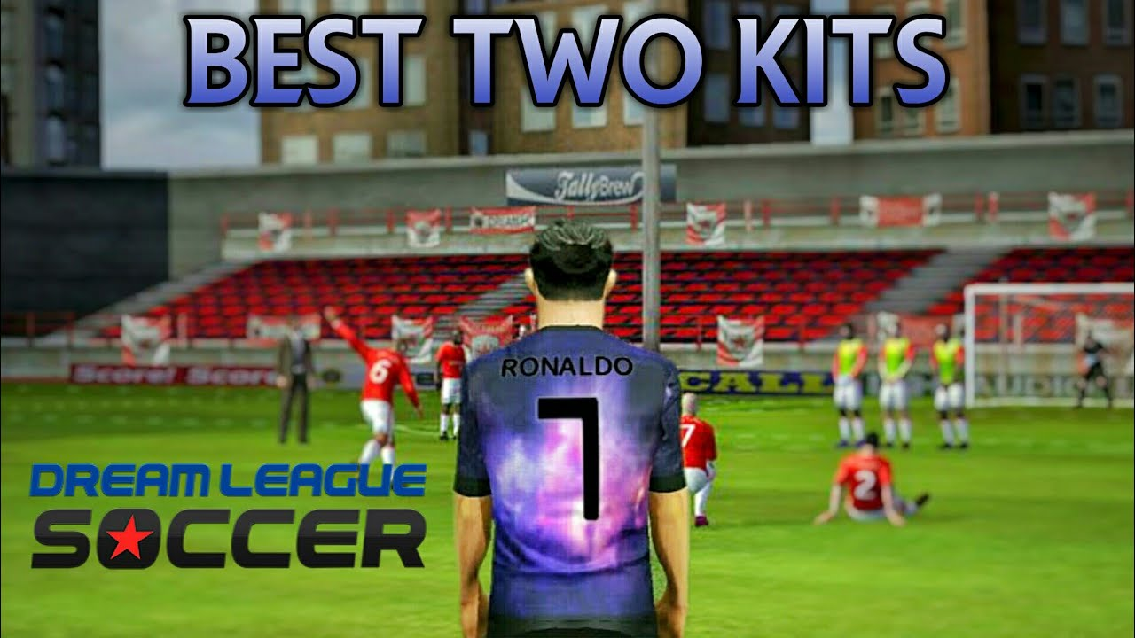 Best Galaxy & Pokemon kits Home/Away 2019 - Dream League Soccer 19 | ft   Messi and Ronaldo | DLS