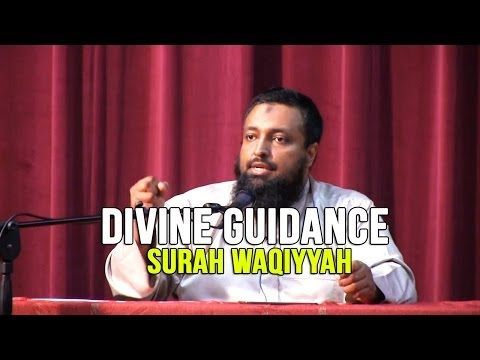 Divine Guidance - Surah Waqi`ah - Day 2 - Tawfique Chowdhury