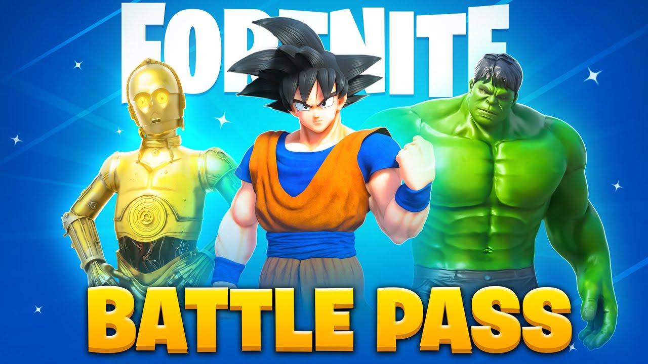 Download We Made a SEASON 8 BATTLE PASS! (Fortnite)