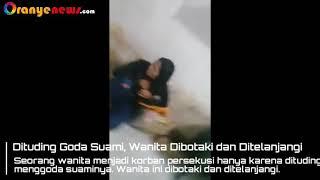 Download Video Wanita Dicukur dan Ditelanjangi, Dituding Goda Suami MP3 3GP MP4