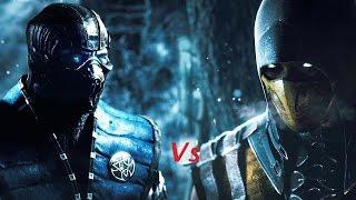 Scorpion vs. Subzero